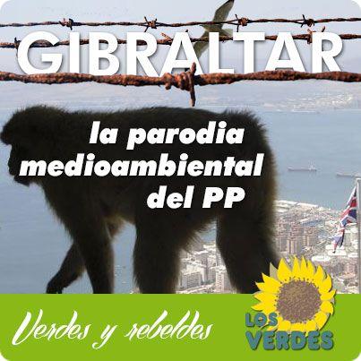 Gibraltar: la parodia medioambiental del PP