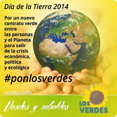 Manifiesto para el Día de la Tierra 2014