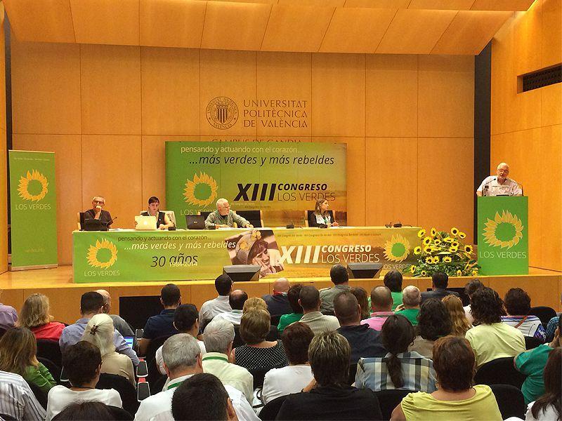 Los Verdes llama a la unidad de todo el ecologismo político