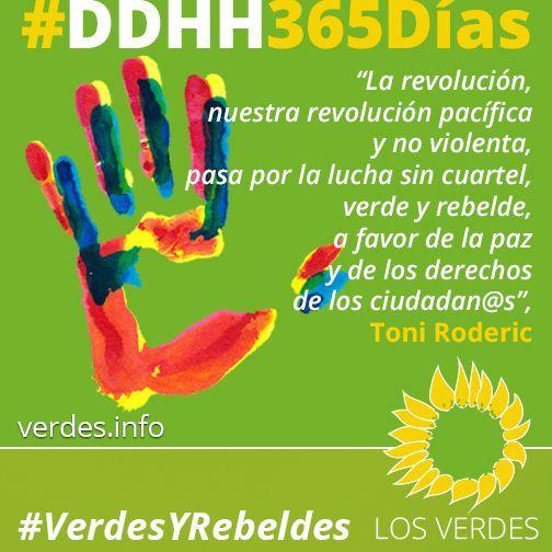 En el Día Universal de los Derechos Humanos