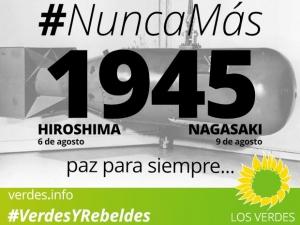 Hiroshima y Nagasaki, 71 años de ignominia