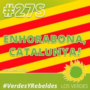 Enhorabona, Catalunya!