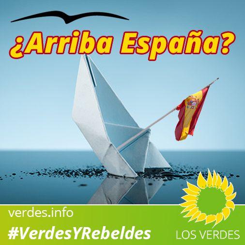 ¿Arriba España?