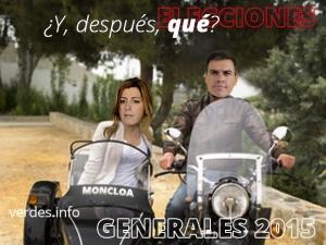 ¿Y, después de las elecciones, qué?  Lo que venga en el PSOE será peor