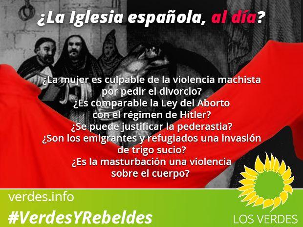 Repóker de ases. La Iglesia española al día