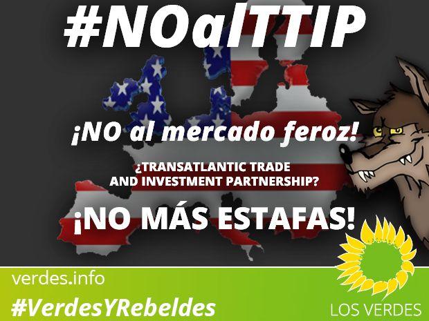La nueva estafa que se acerca: el TTIP. O cómo legislar para las transnacionales y la oligarquía