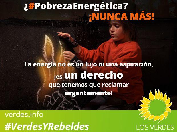 ¿Pobreza energética? ¡Nunca más!
