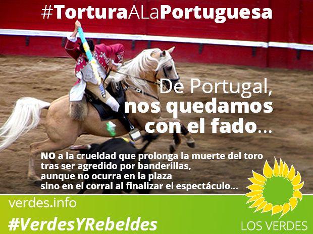 De Portugal, me quedo con el fado: respuesta a Joan Ribó, experto taurino