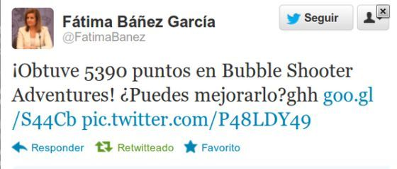 Fátima Báñez: ¿Puedes mejorarlo?