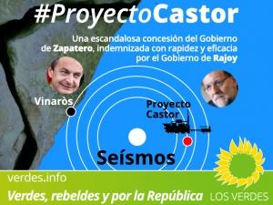 Proyecto Castor: una concesión de escándalo
