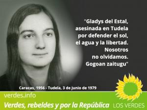Gladys del Estal: cuando un tiro en la nuca pasó por imprudencia temeraria