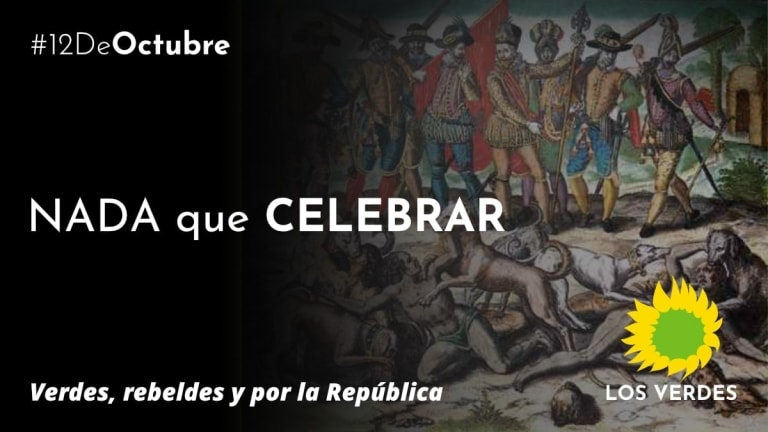 12 de Octubre: nada que celebrar...
