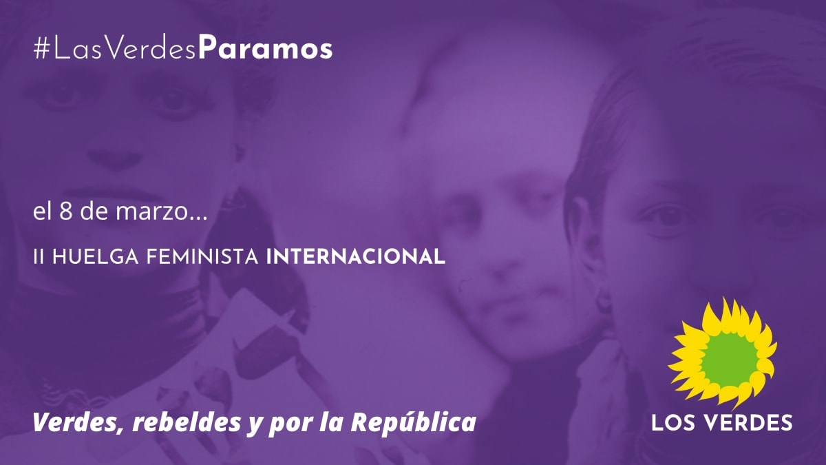 Voces de mujer para una huelga general