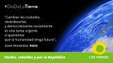 Manifiesto del Día de la Tierra de 2018