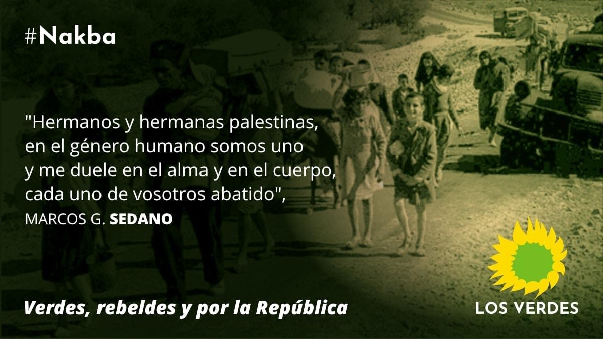 Por la Paz Mundial, nuestra solidaridad con Palestina