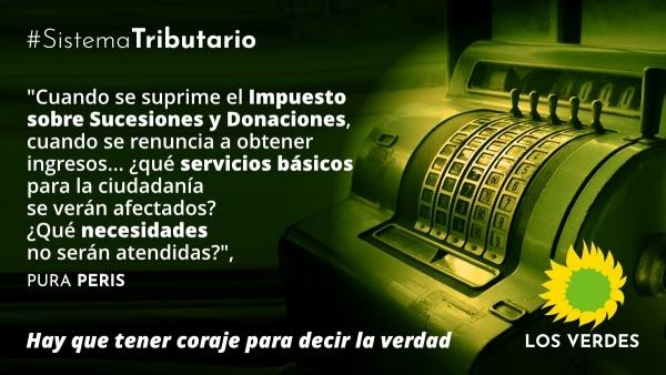 Sobre el Impuesto sobre Sucesiones y Donaciones
