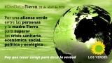 Manifiesto ante el Día de la Tierra 2021